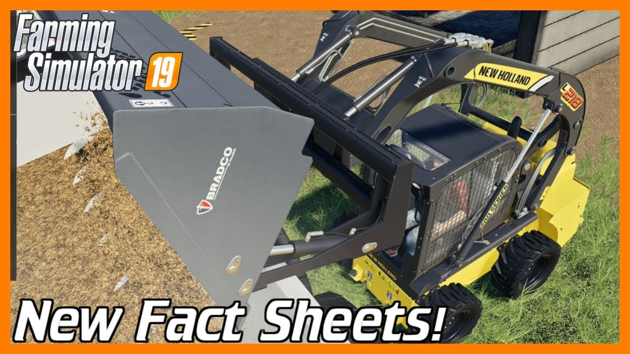 fact sheets website exclusives  holland krone valtra fs farming simulator