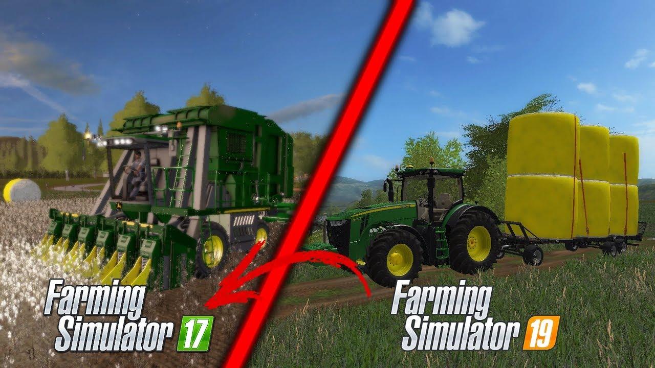 New Chevy Trucks >> FAIRE DU COTON COMME DANS FS19 ! | Farming Simulator 19 Mods, Download Free