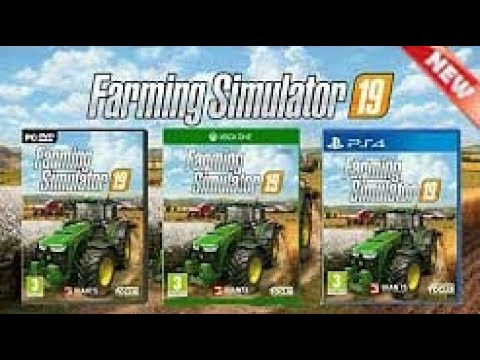 Farming Simulator 19 PC - v 1.0.1 - MULTIPLAYER - CRACK - FULL GAME - DOWNLOAD