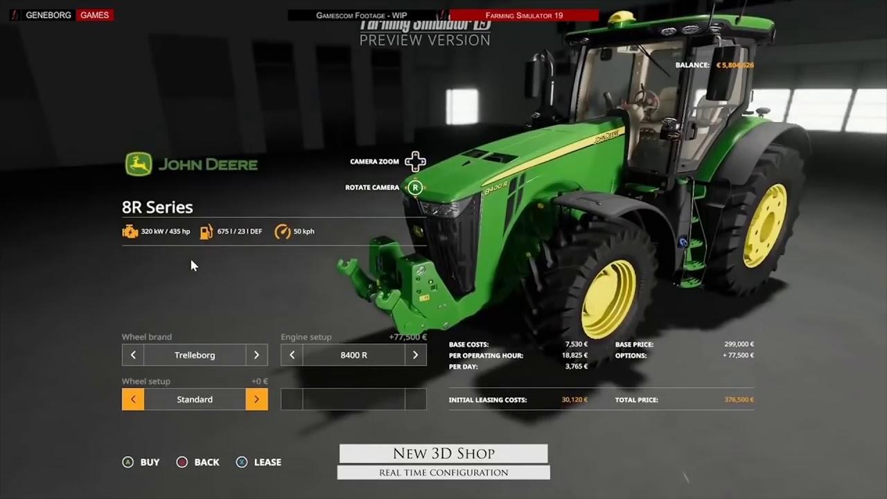 Farming Simulator 19 Download PC – Full Version – [ Torrent