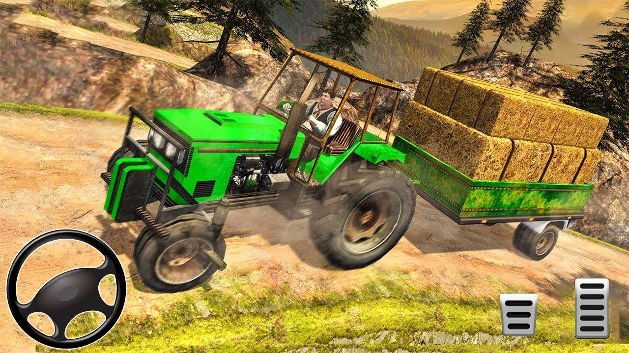 Farming Simulator 2019 – Real Tractor Farm Sim 19 – Android Gameplay | Farming Simulator 19 Mods ...