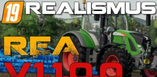 ✅ [LS19] | Realismus Mods | ⚙️ REA - Added Realism For Vehicles V 1.1.0.0 ⚙️