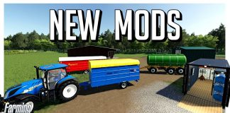 NEW MODS AND  MOD UPDATES | THE FARM SIM SHOW | FARMING SIMULATOR 19