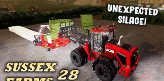 SUSSEX FARMS - SEASONS - Ep 28 Farming Simulator 19 PS4 Let's Play FS19.