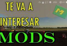 😱 MODS FARMING SIMULATOR 19 ☝😆 TAMBIÉN en PS4