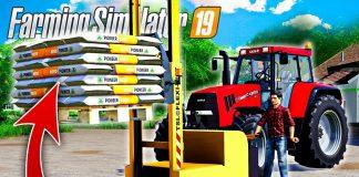Des mods WTF pour cette sélection du roi ! (Farming Simulator 19)