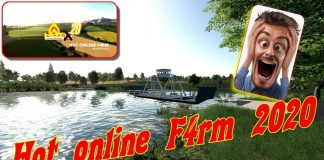 Farming Simulator 19. FS 19. HoT online F4rm 2020 Заходим и решаем!