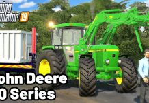 THE LOVELY SOUND OF A JOHN DEERE 40 SERIES - Farming Simulator 19 - Episode 4