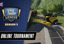 Farming Simulator League - Season 3: Third FSL Online Tournament
