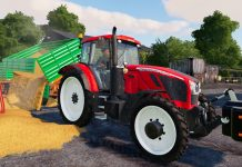 The Three Best Tractors - Claas Combine and Wheat Harvest | New Farm and More Work - Farming 19