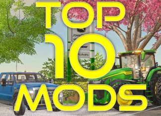 10 MUST HAVE MODS FOR NEW PC PLAYERS | FS19