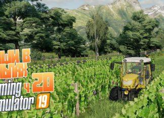 Не продаем имение, не едем на Мальдивы -  ч20 Farming Simulator 19 кооп на Alpine DLC