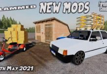 FS19 | SLAMMED NEW MODS | (Review) Farming Simulator 19 | 12th May 2021.