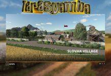 Farming Simulator 19 с Tarasymba Карта Slovak Village 1 Стрим
