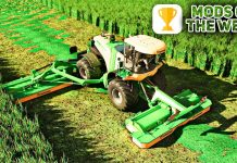 HUGE Realistic Mower ! | 10 BEST MODS of the week! (Farming Simulator 19)