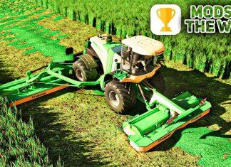 HUGE Realistic Mower ! | 10 BEST MODS of the week! (Farming Simulator 19)