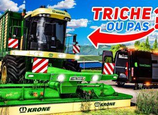 MACHINE CHEATÉE ? Camion John Deere ! (Farming Simulator 19)