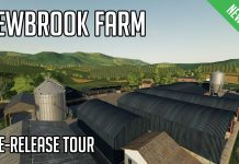 Pre-Release look at Newbrook Farm from Peter716 - Map Tour - Farming Simulator 19
