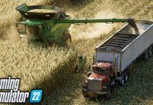 FARMING SIMULATOR 22 - TRAILER, VEHICLES & RELEASE DATE!