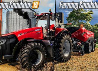 Farming Simulator 22 VS Farming Simulator 19