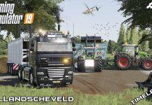 Mowing ALFALFA and spreading MANURE | Animals on Hollandscheveld | Farming Simulator 19 | Episode 7