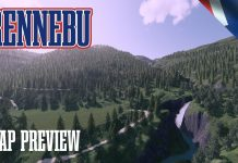 Rennebu Is Absolutely Stunning! - Pre Release Map Tour - Farming Simulator 19