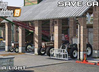 Save Game | Animals on Italia | Farming Simulator 19