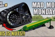 FS19 | MAD NEW MODS | THIS IS NUTS!! (Review) Farming Simulator 19 | 12th July 2021.