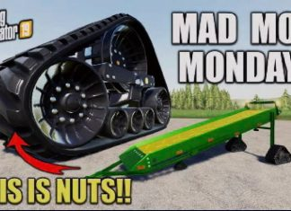 FS19   MAD NEW MODS   THIS IS NUTS!! (Review) Farming Simulator 19   12th July 2021.