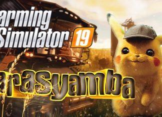 Farming Simulator 19 с Tarasyamba  2 коровника и Куча Говна! Стрим / Stream