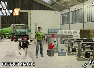 New CALF and upgrading TRACTORS with @kedex   Hof Bergmann   Farming Simulator 19   Episode 16