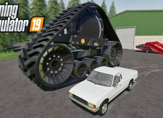 New Mods! HUGE 3D Track You Can Drive?! + New Map! (11 Mods)   Farming Simulator 19