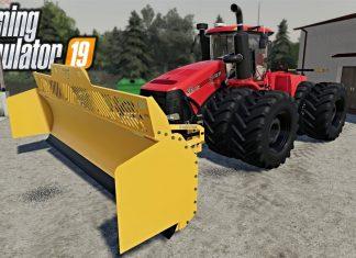New Mods! K9 Steiger Blade, New Map, & CAT D6N! (10 Mods)   Farming Simulator 19
